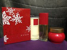 New AVON CANDID 3 Pcs Gift Set (Lasting Moments Gift Set) - Great Christmas GIft