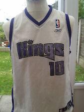Sacramento Kings, Bibby 10  Swingman  jersey  size L  14-16 years  youth