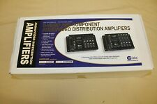 CE Labs AV400COMP Component Video/Audio HDTV Distribution Amplifier