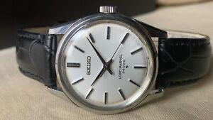 Vintage SEIKO Hand-Winding Watch/ LORD MARVEL 5740-8000 SS 23J 1977 36000bph