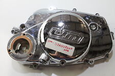 COVER ,CLUTCH GV250cc HYOSUNG MOTORCYCLE..PART NUMBER: UM-11341SL8260HPA