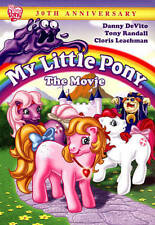 MY LITTLE PONY: THE MOVIE NEW DVD