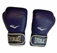 Everlast Boxing Gloves Dark Blue/white