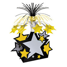 Hollywood SHINING STAR Metallic Spray CENTERPIECE Party Decoration AWARD NIGHT