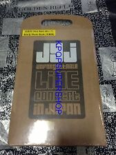 2011 JYJ Unforgettable Live Concert in Japan Photobook New Sealed KPOP RARE OOP