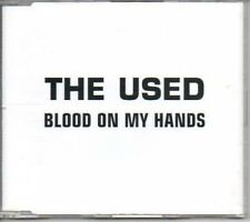 (AK72) The Used, Blood On My Hands - DJ CD