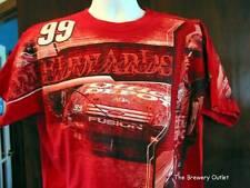 Chase Authentics CARL EDWARDS  #99 ROUSH FENWAY NASCAR RACING T-Shirt Size Large