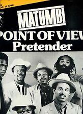MATUMBI point of view HOLLAND EX 12INCH 45 RPM