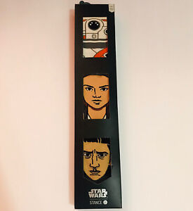 Star Wars Stance Socks Force Awakens Gift Pack (3 Pairs, Lg) New MSRP $60.00