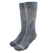 Oxford Merino Oxsocks Grey Thermal Motorcycle Riding Motorbike Scooter