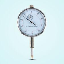 0.01mm Dial Test Indicator Clock Gauge Precision Outer Measuring Measuring gauge