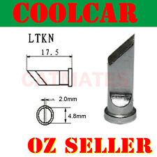 Solder Soldering Station Iron Tip LTKN Lead Free FOR Weller WSP80 WSD81 OZ Knife