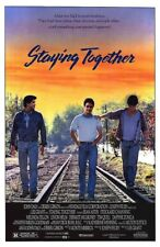 STAYING TOGETHER MOVIE POSTER 1 Sided ORIGINAL ROLLED 27x41 SEAN ASTIN
