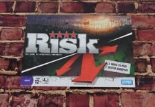 2008 Hasbro Parker Brothers RISK Board Game Fun Strategy War
