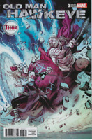 Old Man Hawkeye # 3 Mighty Thor Variant Cover B MARVEL COMICS