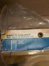 Bavette ar 505 Peugeot ref 9603.53