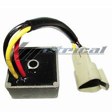 NEW VOLTAGE REGULATOR Fits Club Car 2004-up Precedent 4-cycle Gas Golf Cart 12V
