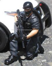 American Diorama 1/24 Police SWAT Figure - SNIP