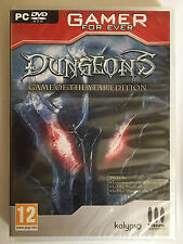 DUNGEONS Edition Game of The Year JEU PC NEUF SOUS BLISTER Statégie 2 DLC Suppl