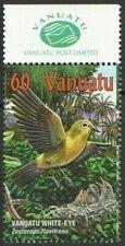 Vanuatu White-eye, Birds, Vanuatu 2001 MNH
