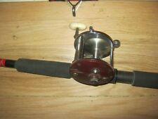 Penn Peer 209 reel + Cyclone 6.5 ft rod - price reduced