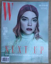 New W Magazine April 2017 - Anya Taylor-Joy / Dane Dehaan