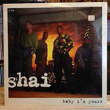 "[SOUL/FUNK/JAZZ]~SEALED 12""~SHAI~Baby I'm Yours~(x4 Mixes/Remixes)~[1993]"