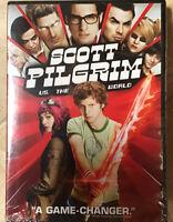 Scott Pilgrim vs. The World - DVD 2010 - BONUS FEATURES - New, FREE Ship Tomor