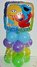 """Age 18 18th Birthday 18"""" Foil Balloon Table Display Decoration Air Fill Round RS"""