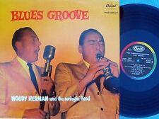 Woody Herman & Swingin' Herd SPA Reissue LP Blues groove NM Capitol Jazz Cool
