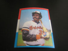1982 O-PEE-CHEE BASEBALL EDDIE MURRAY STICKER #6 ***BALTIMORE ORIOLES***