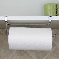 Portarrollos de cocina bajo gabinete Acero inoxidable Toalla de papel higiénico
