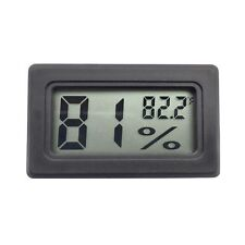 Mini Digital LCD Indoor Temperatur Luftfeutigkeit Thermometer Hygrometer