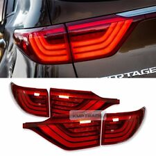 OEM Parts LED Rear Tail Light Lamp Assembly LH RH for KIA 2017-2018 Sportage