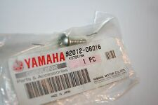 nos Yamaha snowmobile button head bolt pz50 nytro phazer 92012-08016