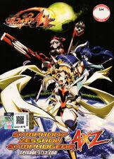 Senki Zesshou Symphogear AXZ DVD 1-13 (Japanese Ver) Anime - US Seller Ship FAST