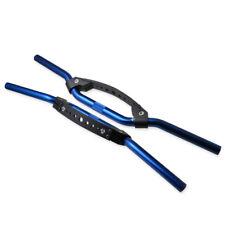 MANUBRIO STERZO DOWNHILL future-hole 60cm blu SCOOTER MOTORINO UNIVERSAL