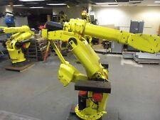 Fanuc Robot S 420 I W A05b 1313 B503 F 34534 Robotic Arm Flaws