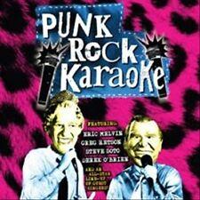 Punk Rock Karaoke ( CD/DVD, 2008 )