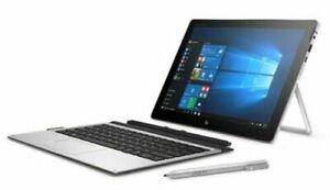 """NEW HP Elite x2 1012 G2 12.3"""" Touch LCD i7-7600U 2.80Ghz 8GB 256GB WIFI PEN W10P"""