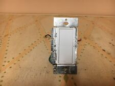 Lutron Diva DV-600P-WH Single Pole 600w Preset Wall Dimmer Light Switch WHITE