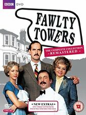 Fawlty Towers - The Complete Collection  Remastered  [DVD] [1975]