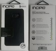 New Original INCIPIO DualPro Black Case Cover for Samsung Galaxy S7