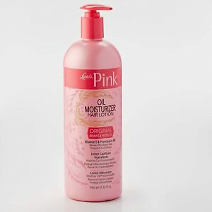 Lusters Pink Oil Moisturizer Hair Lotion 946 ml