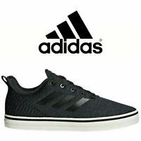 PRE2 ADIDAS Defy True Chill Men's Black White Skateboarding Sneaker Shoes