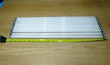 9 x FLUORESCENT LIGHT TUBES LIGHTING 6,500 K     yz13rr15
