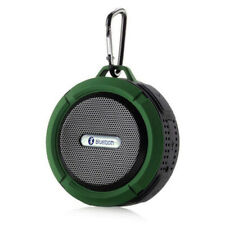 BT Speaker Waterproof Loud Portable Shower Outdoor Bathroom Shockproof New