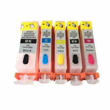 Refillable Ink Cartridge PGI-820 CLI-821 for Canon iP3680 iP4680 MP545 MP628 Set