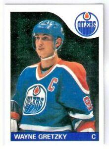 1985 O-Pee-Chee Wayne Gretzky Edmonton Oilers HOF #120 NM-MT