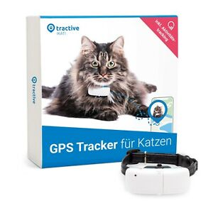 Tractive GPS Tracker für Katzen: Standort- & Aktivitätstracking GENERALÜBERHOLT
